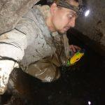 Спасение кота из ливневой канализации